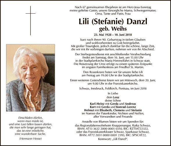 Lili (Stefanie) Danzl