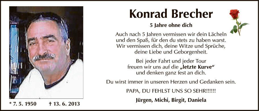 Konrad Brecher