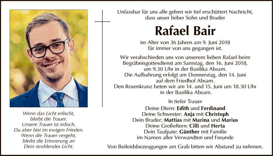 Rafael Bair