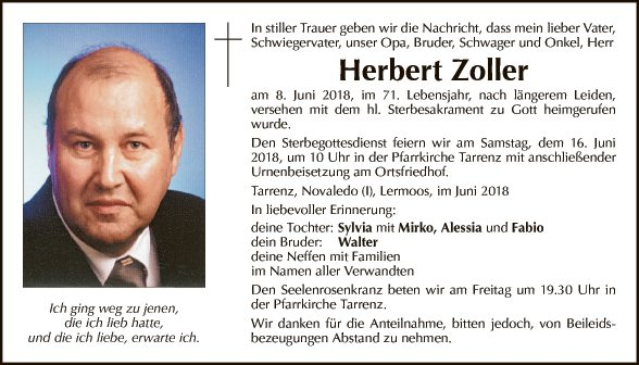 Herbert Zoller