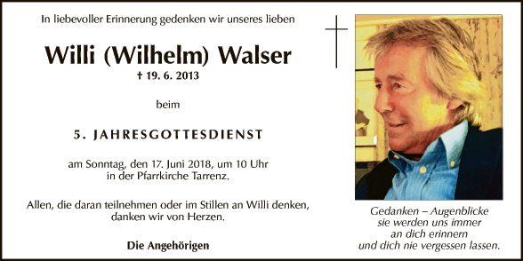 Wilhelm Walser