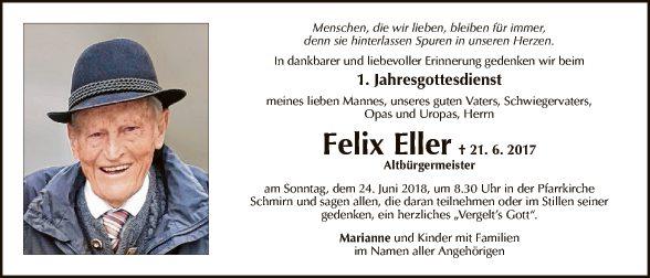 Felix Eller