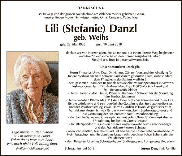 Stefanie Danzl