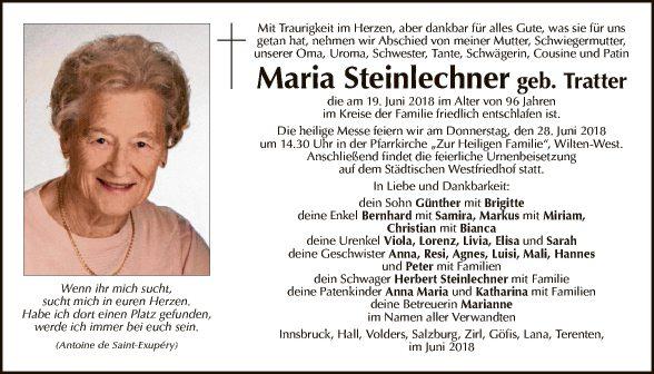 Maria Steinlechner