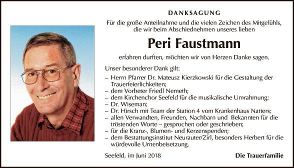 Peri Faustmann
