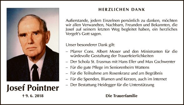 Josef Pointner
