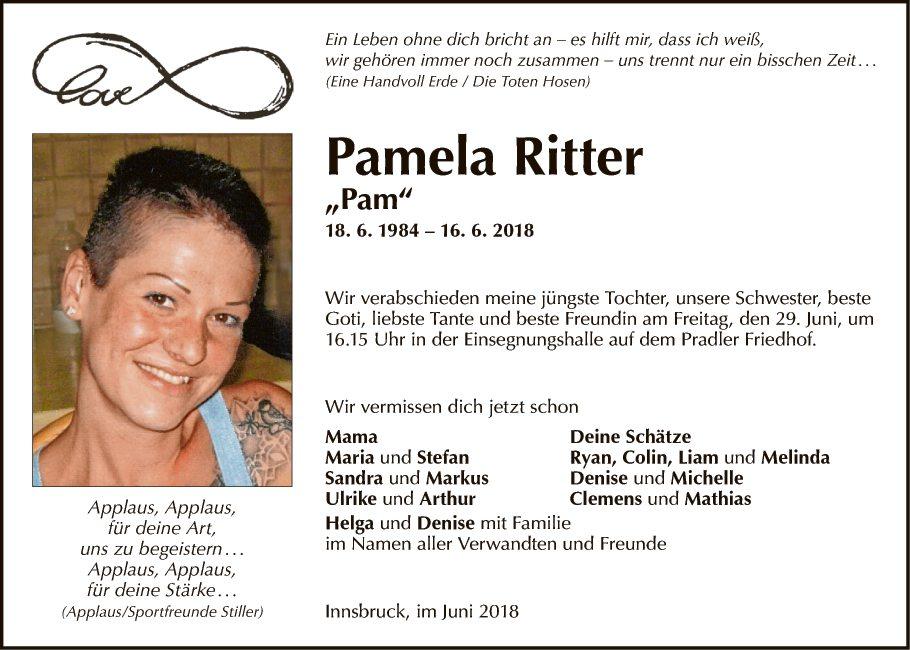 Pamela Ritter
