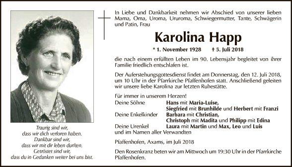 Karolina Happ