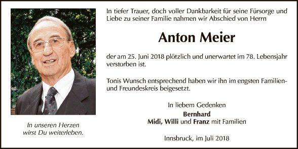 Anton Meier