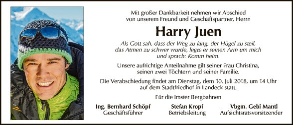 Harry Juen