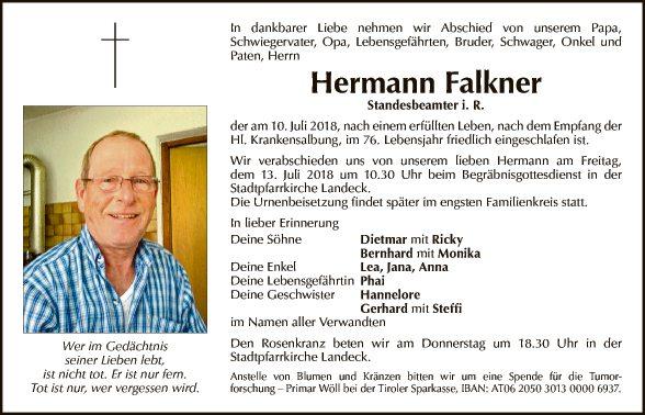 Hermann Falkner