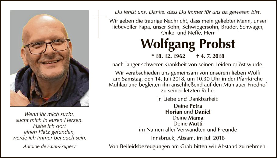 Wolfgang Probst