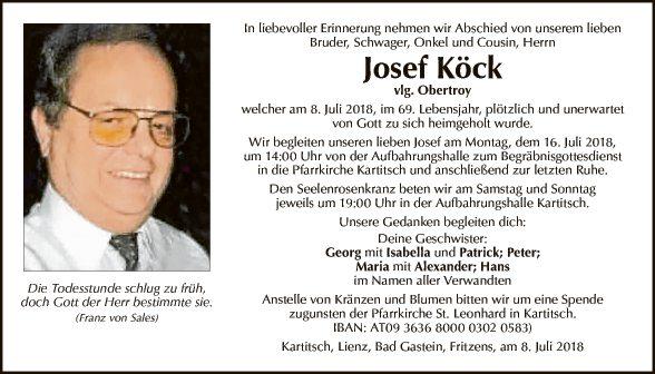 Josef Köck