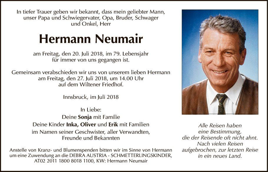 Hermann Neumair