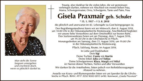 Gisela Praxmair