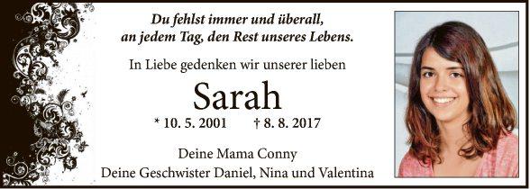 Sarah Hohlrieder