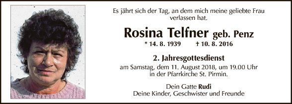 Rosina Telfner