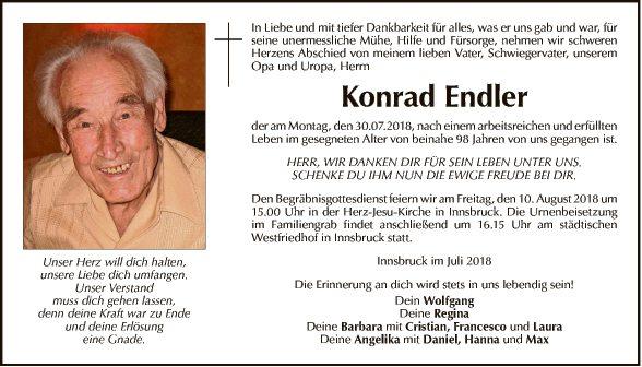Konrad Endler