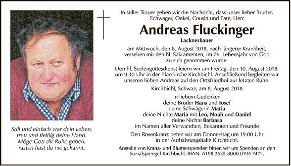 Andreas Fluckinger