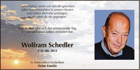 Wolfram Schedler