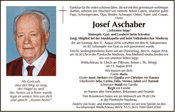 Josef Aschaber