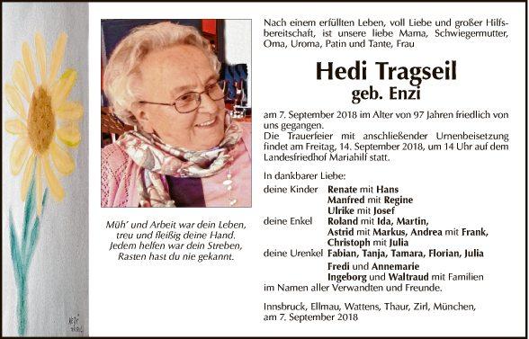 Hedi Tragseil