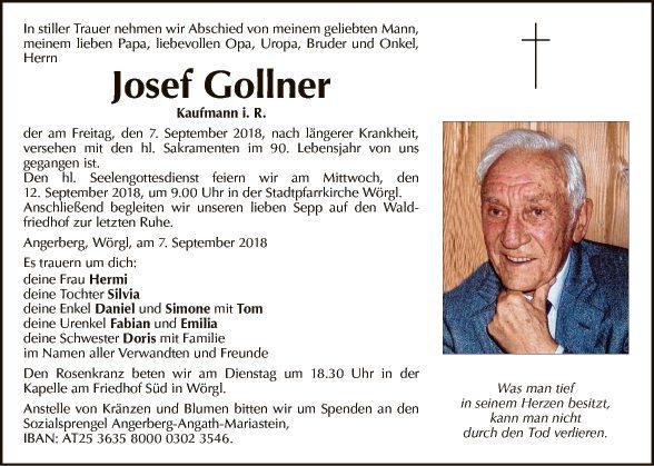 Josef Gollner