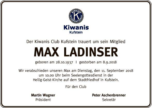 Max Ladinser