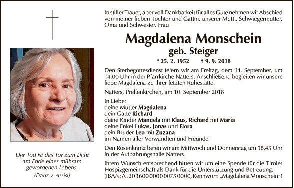 Magdalena Monschein