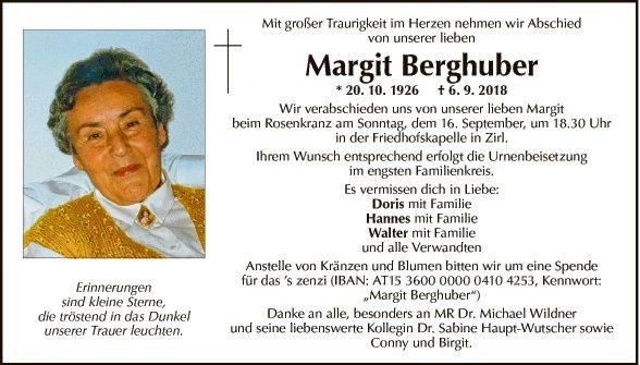 Margit Berghuber