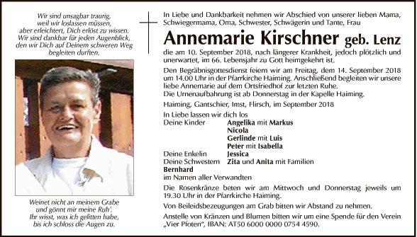 Annemarie Kirschner