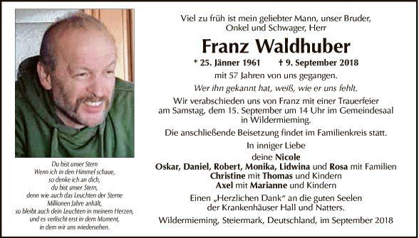 Franz Waldhuber
