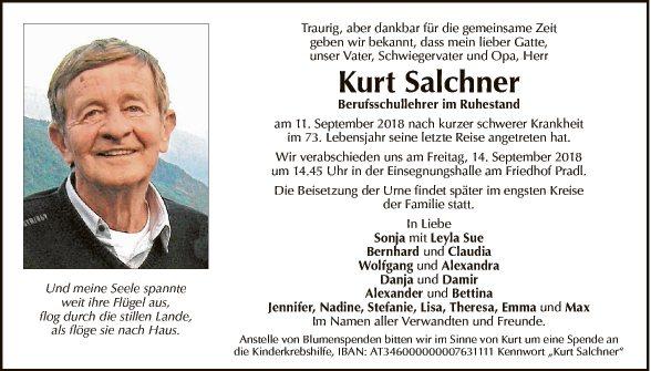 Kurt Salchner