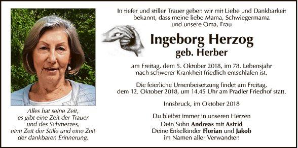 Ingeborg Herzog