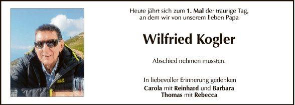 Wilfried Kogler