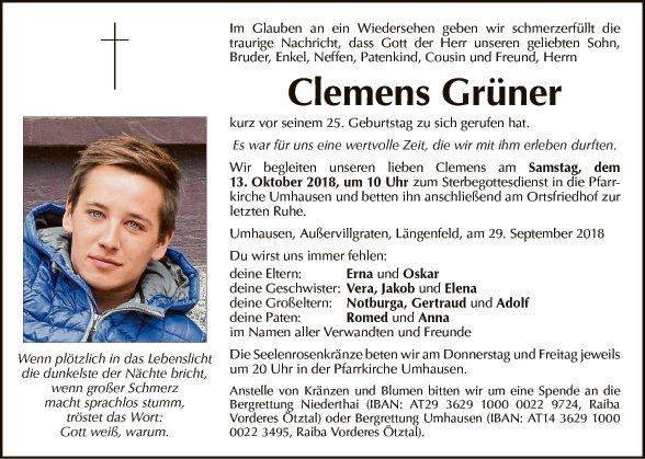 Clemens Grüner
