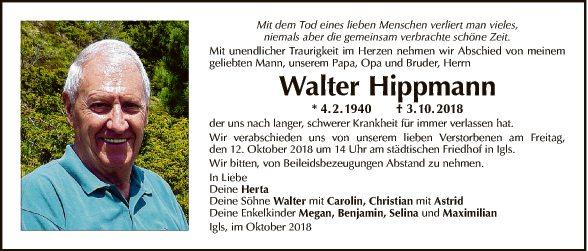 Walter Hippmann