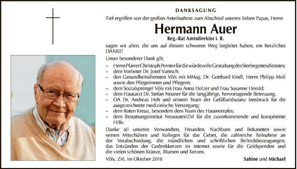 Hermann Auer
