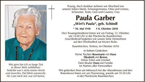 Paula Garber