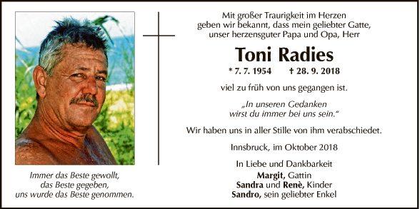 Toni Radies