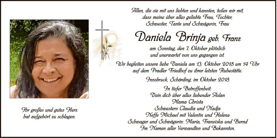 Daniela Brinja