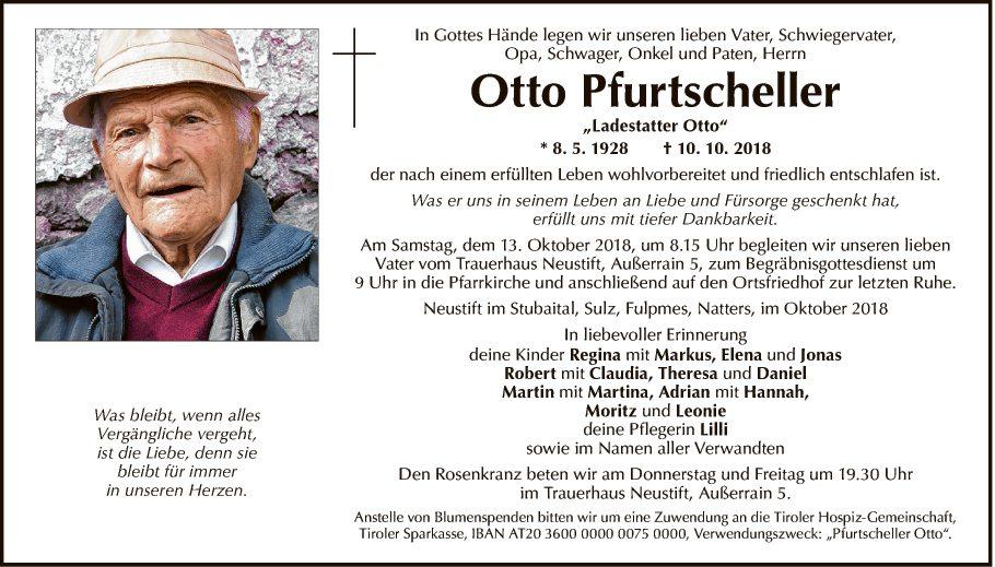 Otto Pfurtscheller