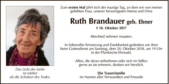 Ruth Brandauer