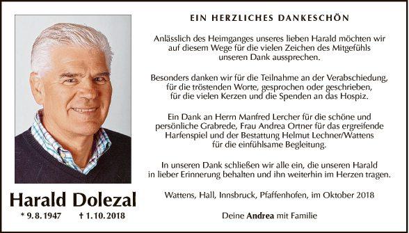 Harald Dolezal