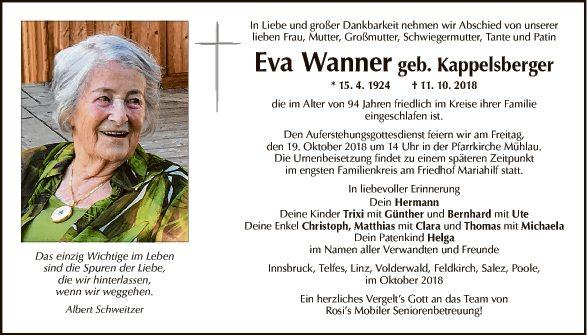 Eva Wanner