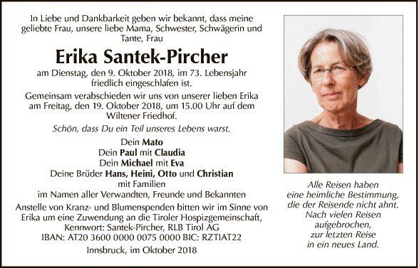 Erika Santek-Pircher