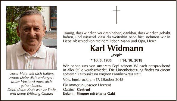 Karl Widmann