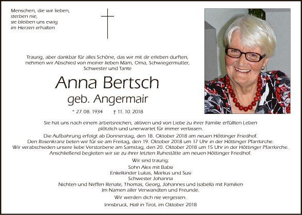 Anna Bertsch