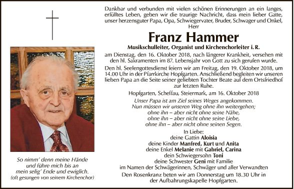 Franz Hammer