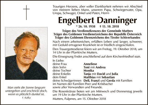 Engelbert Danninger